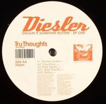 Diggin' It Somethin' Rotten E.P. One